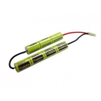 8.4V 600mAh SANYO Nicad 2/3A Nun-Chuck Stick Battery Pack