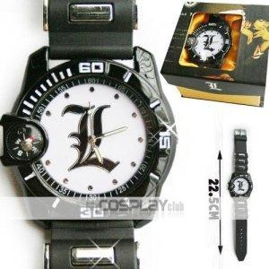 China Death Note Japan Core Belt Watch (with Compass) on sale