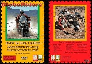 China BMW R1150GS & R1100GS Instructional DVD by GlobeRiders on sale