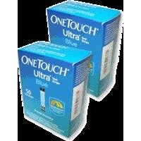 One Touch Ultra Blue Diabetic Test Strips
