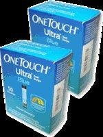 China One Touch Ultra Blue Diabetic Test Strips on sale