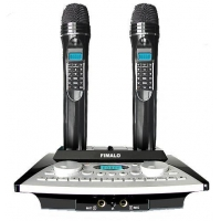 Dual wireless Magic Sing Along Karaoke KOD100-MK100