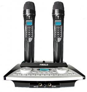 China Dual wireless Magic Sing Along Karaoke KOD100-MK100 on sale