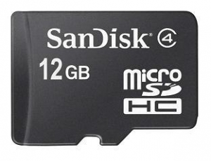 China Sandisk 12GB Micro SDHC Memory Card on sale