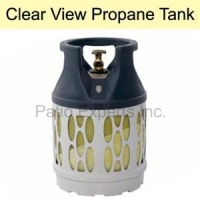 China Clear View Propane Tank on sale