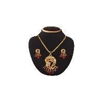Latest fashion designer brass pendant jewellery
