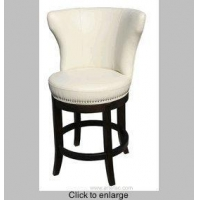 SR-54924 Swivel Bar / Counter Stool in Cream