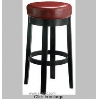 Swivel Leather stool SR-44923
