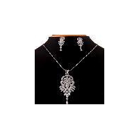 Fancy fashion designer diamonds pendant
