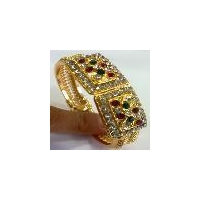 Fancy fashion Indian designer diamond bangles