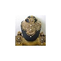 Traditional Bridal Necklace Jewellery Set