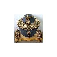 Indian wedding costume bridal necklace