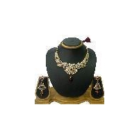 Traditional fashion costume designer necklace set