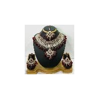Trendy fashion designer jewellery set