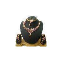 sterling diamond fashion necklace