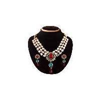 Fancy sterling unique antique necklace jewelry set