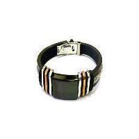 Leather fashionable bracelet