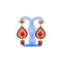 Vintage antique fashion designer fancy earrings