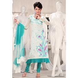 China Vivacious Dress with Excelent Embroidery on sale