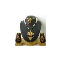 Tribal fashion Indian jewellery