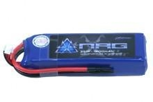China OUTRAGE 5C NRG35 3S1P 11.1V 1800mAH 35C - XTREME POWER SERIES - Blade 400/KING on sale