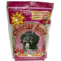 Charlee Bear - Cranberry & Turkey (16oz)
