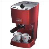 China Gaggia 102534 Espresso-Color Semi-Automatic Espresso Machine, Red on sale