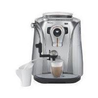 Saeco Odea Cappucino Espresso Machine, Titanium and Silver