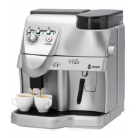 China Saeco A-SPV-SV Spidem Villa Super-Automatic Espresso Machine, Silver on sale