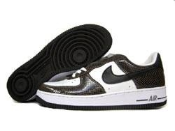 China Nike Air Force One Low Premium Snake Edition on sale