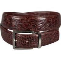 China Genuine Alligator Belly Skin Money Belt on sale