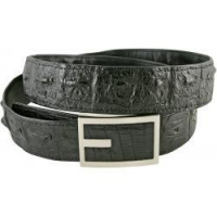 China Genuine Alligator Hornback (Bone Leather) Money Belt on sale