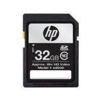 HP CG790A-AZ 32 GB Flash Memory Card Class 10 SDHC