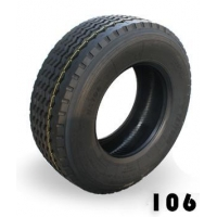 All steel radial tire TW-106