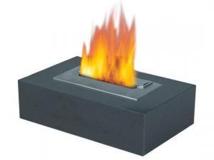 China BLOK Table Top Ethanol Fireplace Holder For BURNER1 on sale