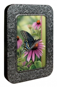 China Note Card Tins on sale