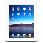China Apple iPad 2 64GB Wi-Fi + 3G Tablet (White - Verizon) on sale