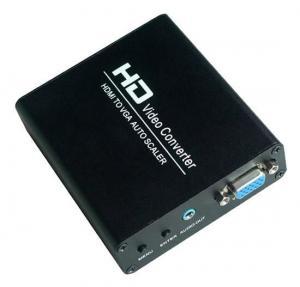 China HDMI to VGA Scaler Converter Box HD1127 on sale