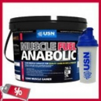USN Muscle Fuel Anabolic All in One 4kg 4000g + SHAKER