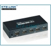 China 3D HDMI 4 1 Switcher for sale