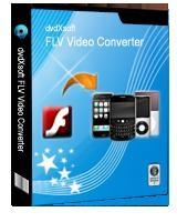 China dvdXsoft FLV Video Converter on sale