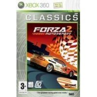 FORZA MOTORSPORT 2 CLASSICS Xbox 360 New And Sealed