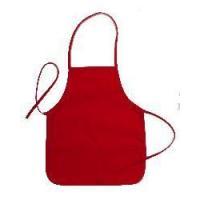 China Children's bib apron-Blank on sale