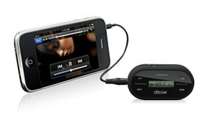 China Touch Screen FM Transmitter on sale