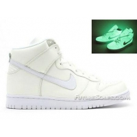 Nike Dunk High Glow in the Dark