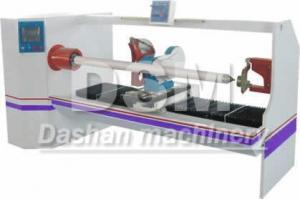 China 1300 single axis automatic tape rewinding machine on sale