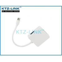 MINI DP TO HDMI+DVI+DP Adapter