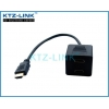China HDMI 1 TO 2 Adapter for sale