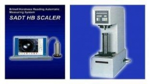 China Automatical Brinell Hardness Testing 0.1HBW Resolution 31 - 650HBW Hardness on sale