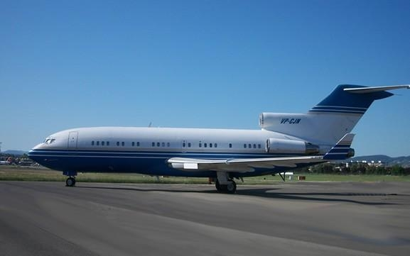 1970 BOEING 727-100 For Sale by Wentworth & Affiliates, Inc